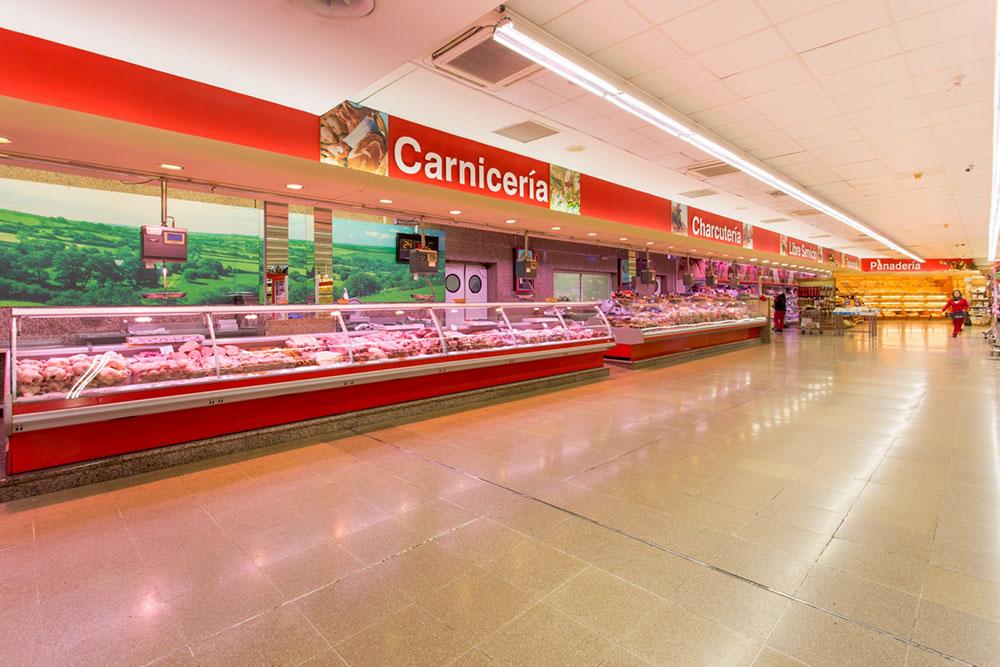 Carniceria charcuteria supermercado zoco