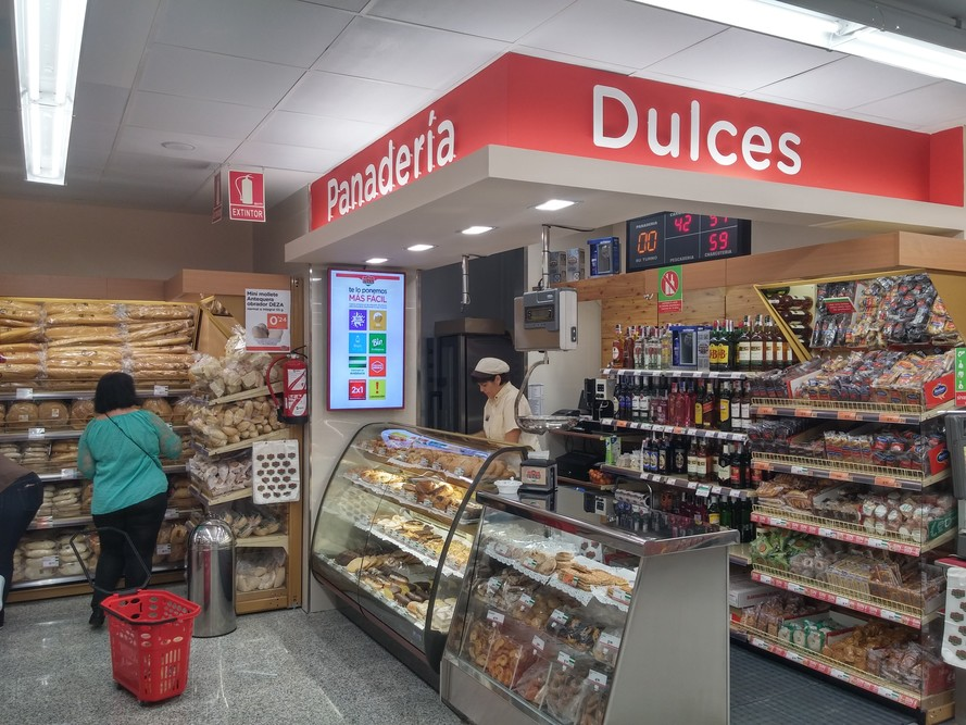 Panaderra dulces Calle Camino de la Barca