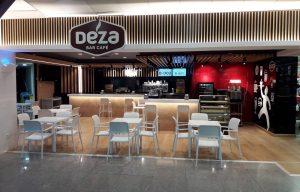 Cafetería – Centro Comercial Zoco